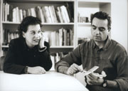 Florence Lipsky et Pascal Rollet