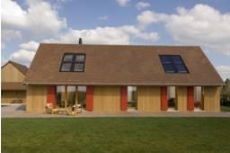 Cstb isolation thermique les enjeux de la mise en oeuvre for Modele maison geoxia