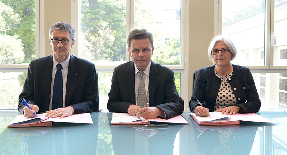 L'Université de La Rochelle, le CNRS et le CSTB s'engagent dans une co-programmation de recherche