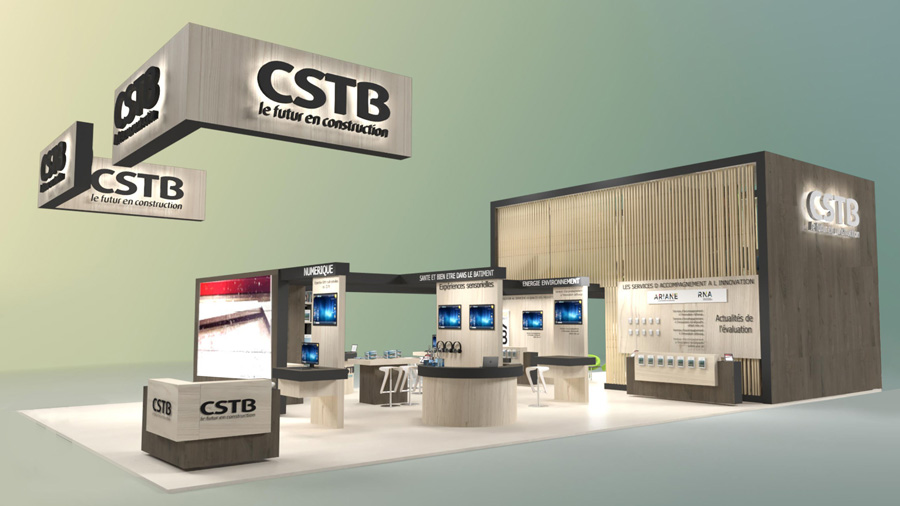 The CSTB awaits you at BATIMAT, November 6-10, 2017