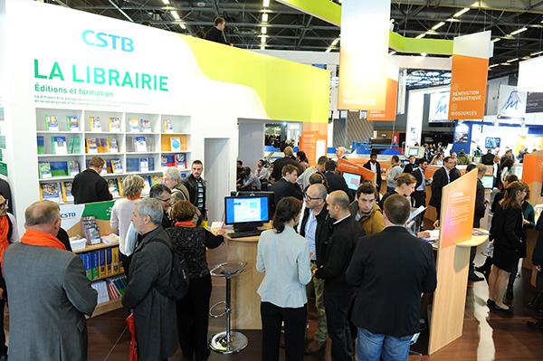 Batimat 2013 : le CSTB mobilisé avec les acteurs de l'innovation