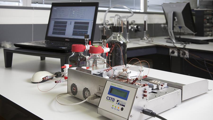 Le biodétecteur fongique au service de la qualité de l'air intérieur et de la préservation du patrimoine