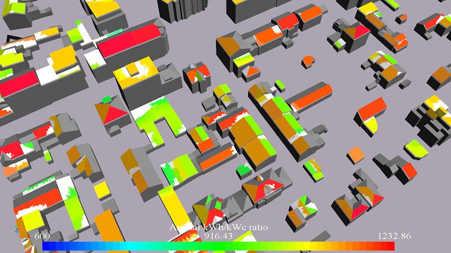 Conférence IBPSA France : la simulation du quartier à la ville