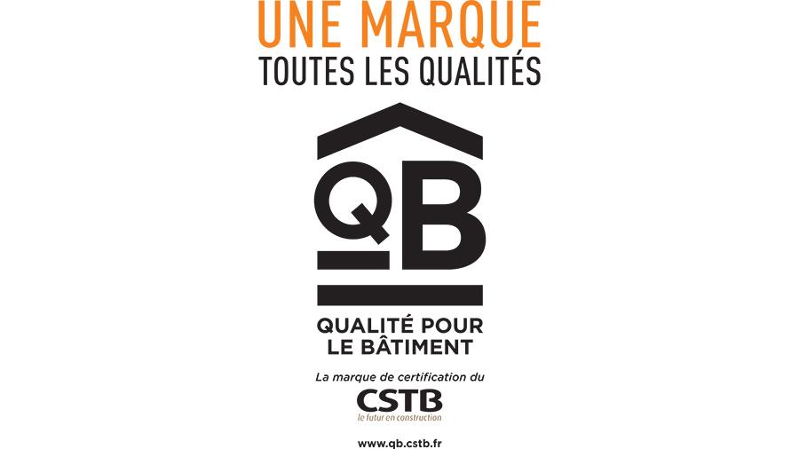 Deuxième vague de communication en 2016 pour QB, marque de certification du CSTB