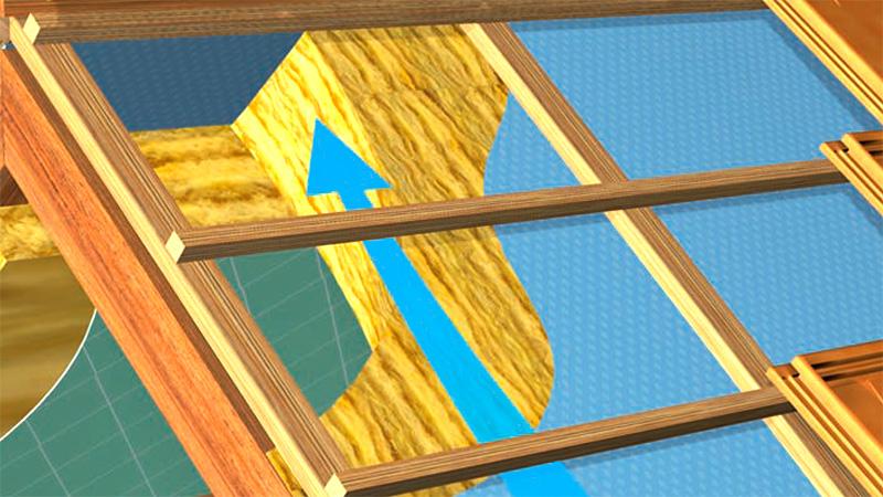 Les écrans souples de sous-toiture passent à la certification