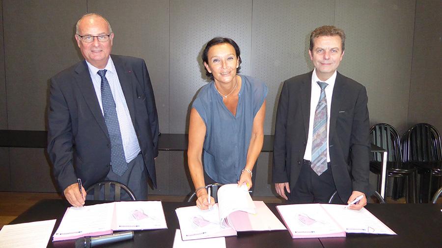 Euroméditerranée et le CSTB associent leurs expertises autour d'une démarche BIM multi-échelles, dédiée aux aménagements urbains méditerranéens