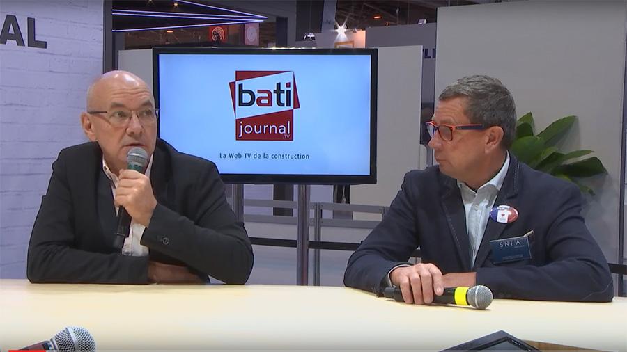 Le CSTB sur BatiTV à Equipbaie