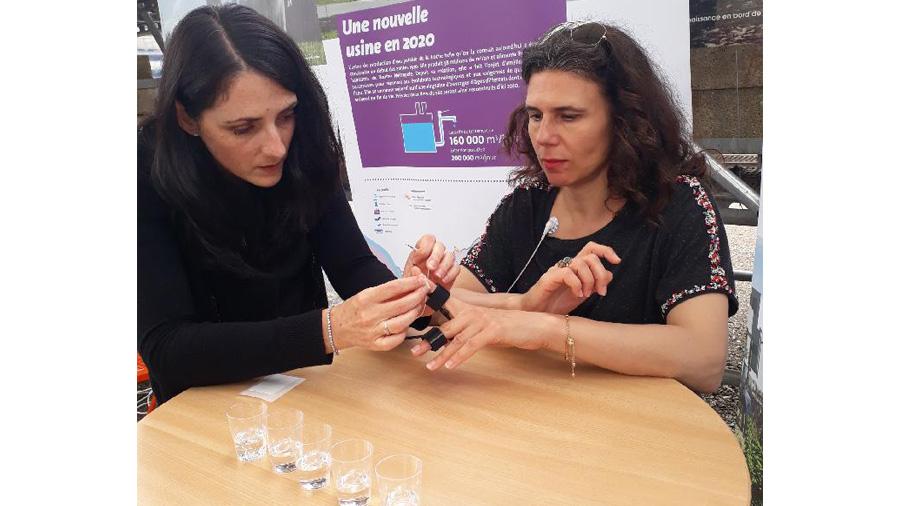 Nantes Métropole et le CSTB associent leurs expertises pour créer l'Observatoire du Goût de l'Eau