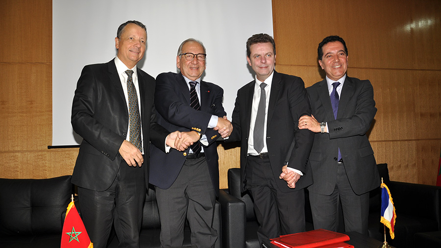 Le CSTB signe un partenariat avec le Centre des Techniques et Matériaux de Construction au Maroc