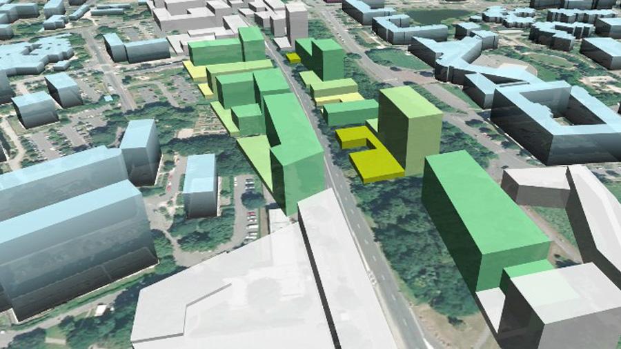 Développer une méthode pour évaluer les interactions entre les systèmes urbains et la biodiversité