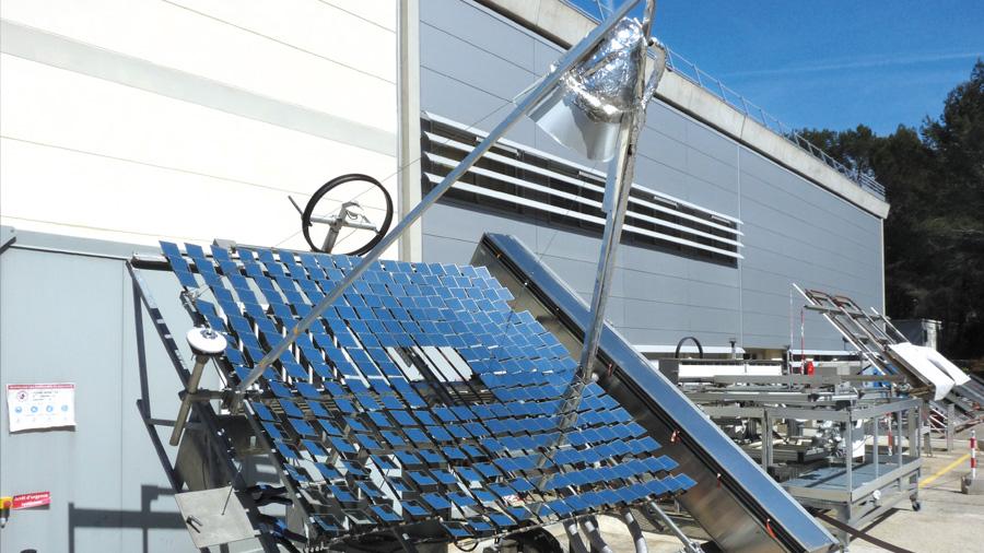 Une ATEx pour le tracker solaire qui chauffe l'eau sanitaire de l'habitat