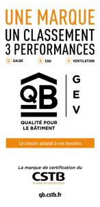 QB GEV – Un classement, 3 performances