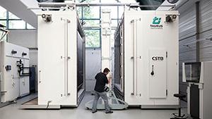Journée technique autour d'un nouvel équipement, la boîte chaude gardée, au service de la transition énergétique, CSTB
