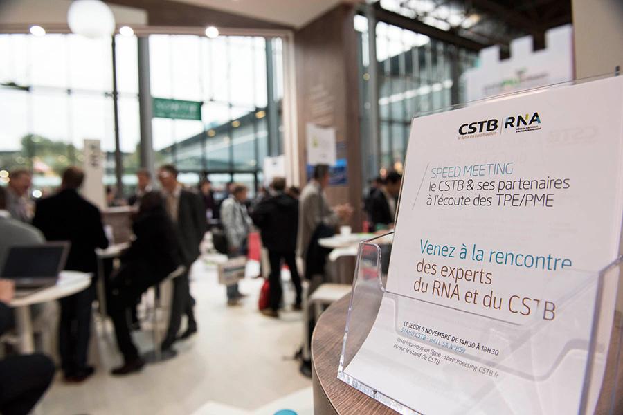 Speed meeting : échanges avec les TPE/PME innovantes 01