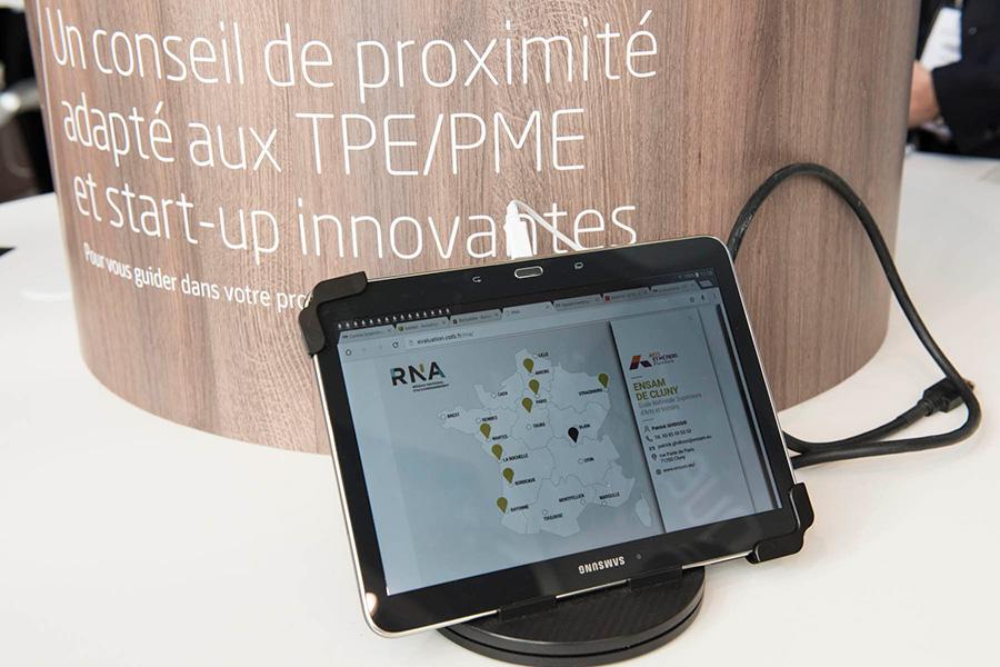 Speed meeting : échanges avec les TPE/PME innovantes 03