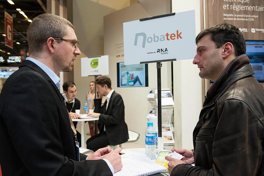 Speed meeting : échanges avec les TPE/PME innovantes 07