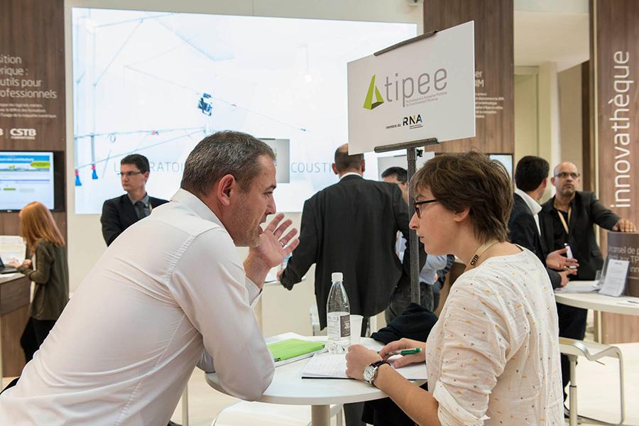 Speed meeting : échanges avec les TPE/PME innovantes 09