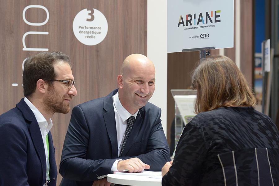 Speed meeting : échanges avec les TPE/PME innovantes 11