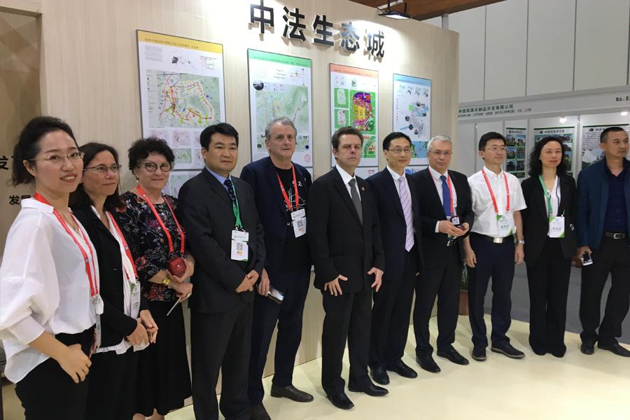 5 villes chinoises primées Eco-cités 06