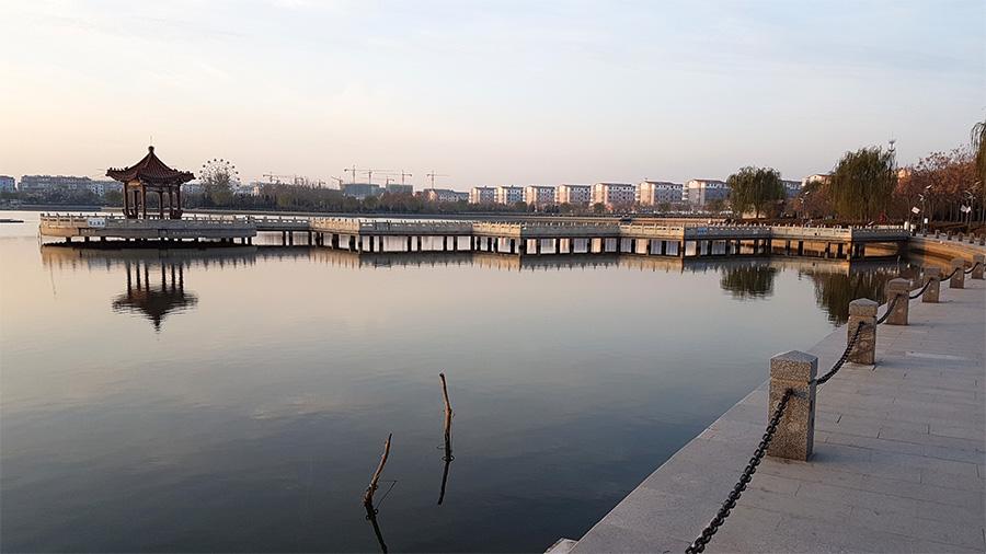 5 villes chinoises primées Eco-cités : revue de projets - 01