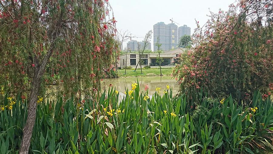5 villes chinoises primées Eco-cités : revue de projets - 05