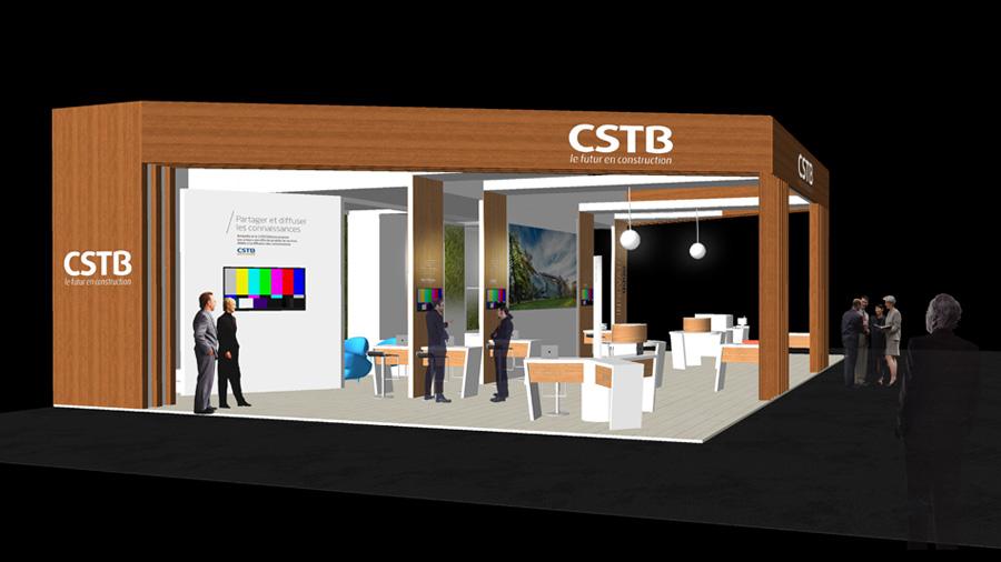 CSTB at Batimat, November 2 to 6, 2015