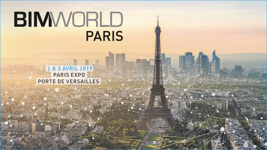 Le CSTB vous invite à BIM WORLD 2019