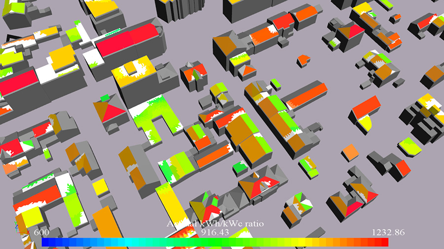 IBPSA France conference: simulation, from the neighborhood to the city