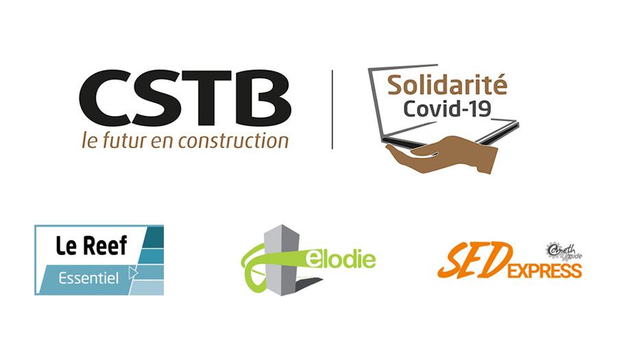 Covid-19 - Le CSTB soutient les acteurs de la construction et de l'aménagement et ouvre l'accès de services clés aux professionnels du secteur