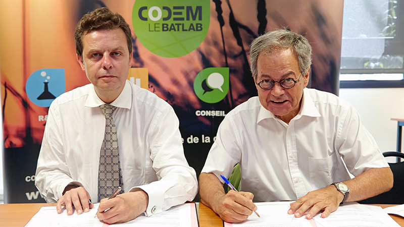 The CSTB and CoDEM – Batlab launches a support initiative for innovative contractors