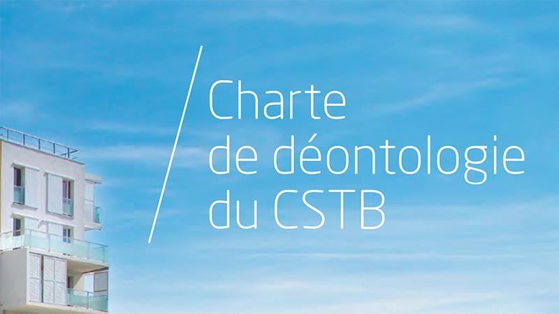 Ethics at the CSTB