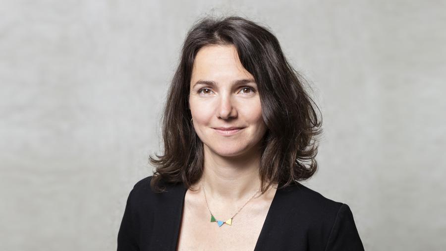 « Économie circulaire et ressources pour le bâtiment » Alexandra LEBERT - Directrice de Domaine d'Action Stratégique Recherche