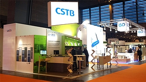 The CSTB meets professionals at the Equipbaie trade show 2014