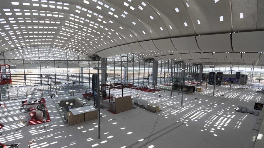 L'expertise du CSTB au service de la gare de Montpellier Sud-de-France