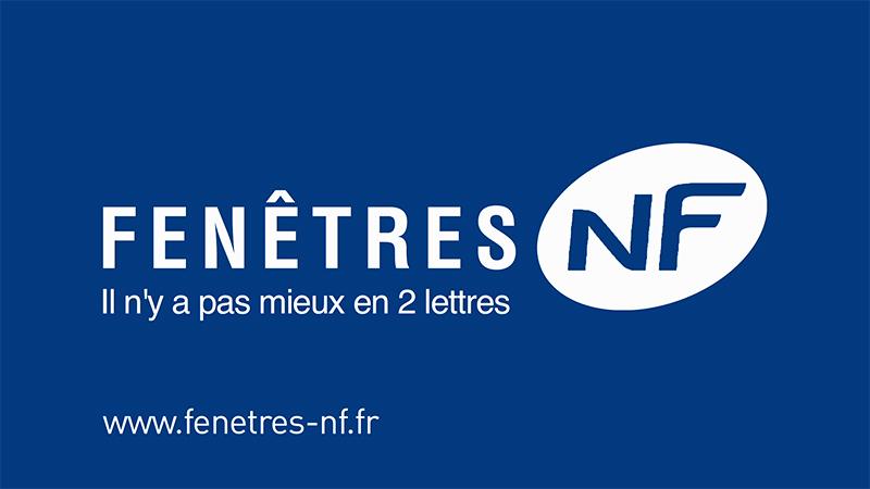 NF-certified windows on TV