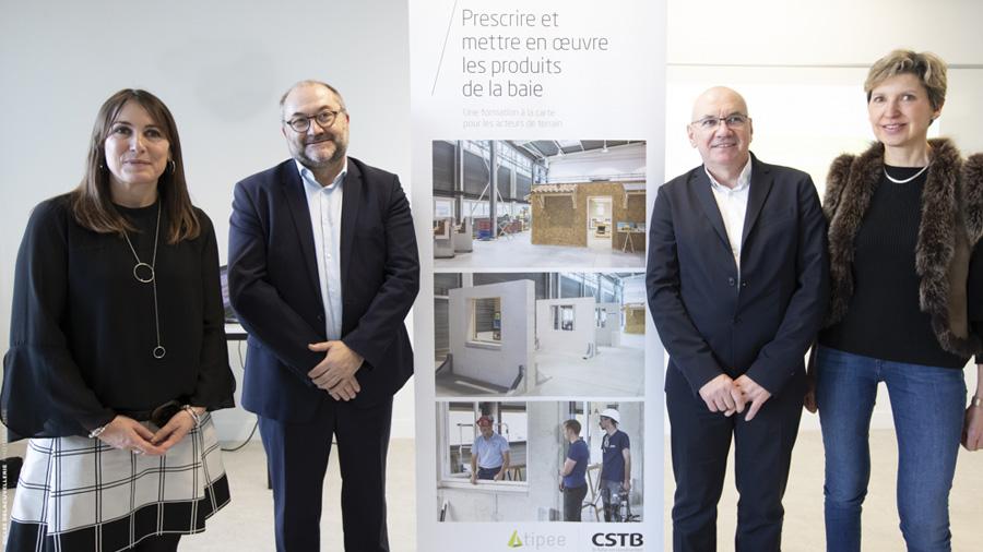 Inauguration de la plateforme de formation à la mise en œuvre des produits de la baie à La Rochelle