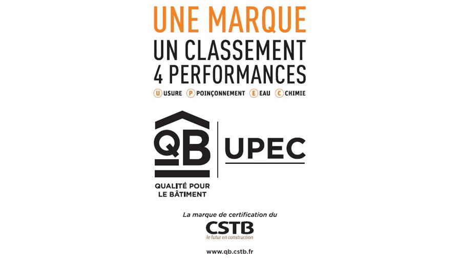 La marque QB continue son développement et associe un premier classement : UPEC
