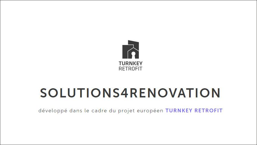 Lancement d'un guichet unique pour stimuler la rénovation énergétique des bâtiments résidentiels