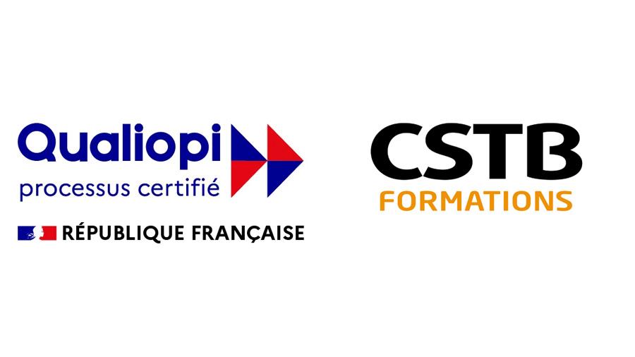 Le CSTB obtient pour ses activités de formation, la certification Qualiopi, nouvelle marque de qualité des organismes de formation