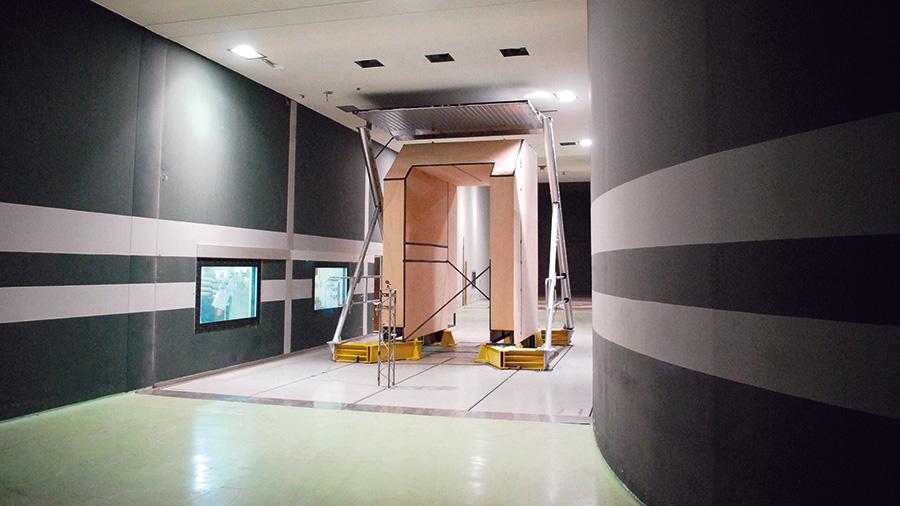 Nouveau design aérodynamique pour sécuriser les camions dans le tunnel sous la Manche