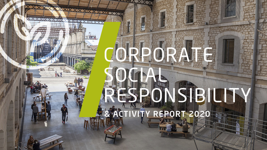 Our Corporate Social Responsibility report is online