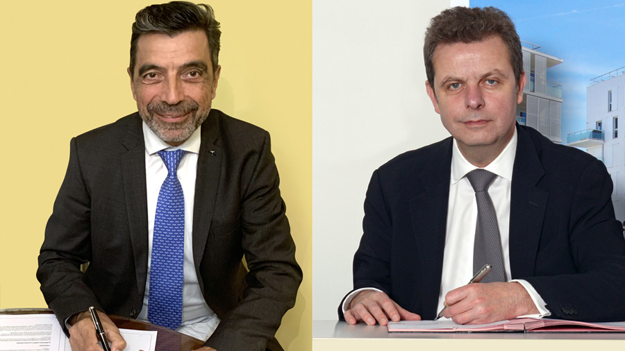 Le CSTB et Cobaty signent un partenariat d'une durée de quatre ans