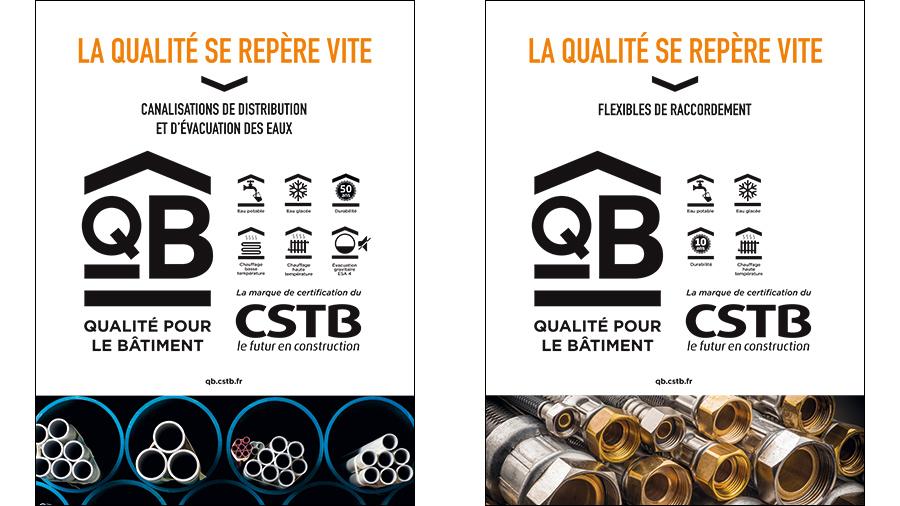 QB facilite votre choix produit : la performance adaptée à l'usage