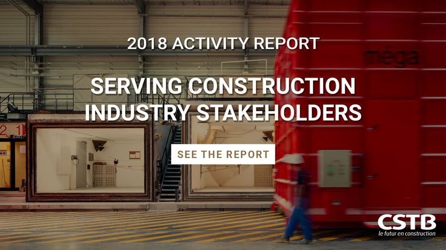 The CSTB's 2018 digital Activity Report comes out today
