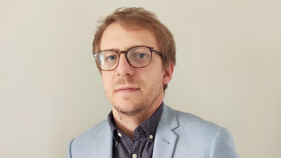 Rémi Bouchié, nouveau Directeur du CSTB'Lab