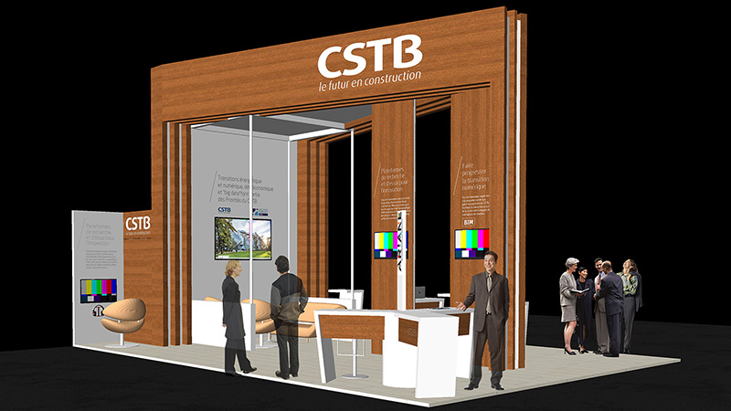 CSTB at World Efficiency from October 13 to 15, 2015