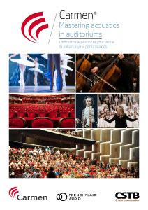 Carmen®. Mastering acoustics in auditoriums