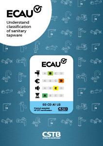 ECAU, Understand classification of sanitary tapware
