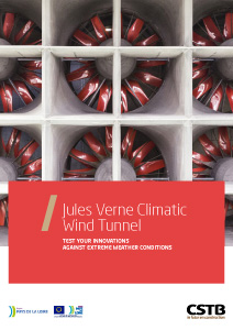 Jules Verne Climatic Wind Tunnel