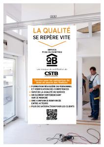 QB 48 - Service pose de fenêtres